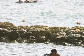 El GOB rechaza las excursiones con motos de agua en la costa de Ses Salines