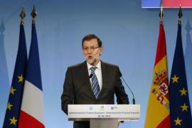 Rajoy y Mas se vuelven a encontrar pero no hablan de soberanismo