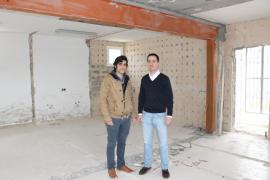 El Ajuntament de Santanyí habilita un nuevo local social en Portopetro