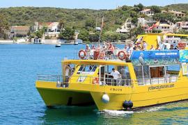 Yellow Catamarans cumple 20 años de excursiones marítimas