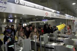 Fracasa el estreno de los tornos de las estaciones ferroviarias