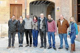 Miquel Àngel March encabeza el nuevo partido Junts Avançam que aglutina a la izquierda de Pollença