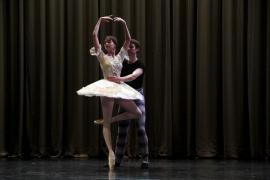 Bailarines del teatro Bolshoi de Moscú protagonizan la gala del Principal