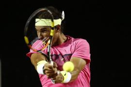 Nadal se muestra satisfecho por un gran resultado, aunque critico con la ATP