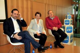Bauzá afirma que solo el PP promete «lo que realmente se puede hacer»