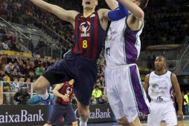 Hezonja y Oleson guían al Barcelona a la sexta final de Copa seguida