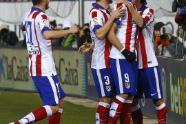 Griezmann y Mandzukic relanzan al Atlético