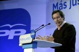 Floriano insinúa que el dinero de Monedero ha sido para financiar a Podemos