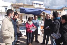 Fuster, del PI: «Es Balears y no Madrid quien debe decidir el futuro del Molinar»