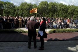 PSIB, MÉS, Podem y sindicatos participan en un acto de homenaje a Emili Darder