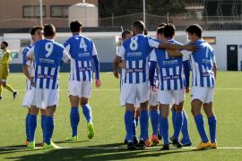 El Atlètic Balears gana al Badalona y suma tres victorias seguidas