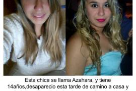 Desaparecida en Palma una joven de 14 años
