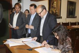 Jerez: «Es un desenlace lamentable, las obras no se terminarán esta legislatura y la subvención está perdida»