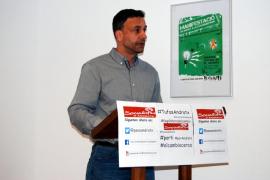 Miguel Ángel López, candidato socialista a la Alcaldía de Andratx