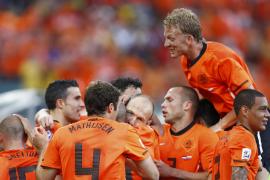 Brasil será el rival de Holanda en cuartos