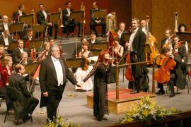 Concierto lírico del 50 aniversario de la aecc Balears