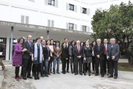 Cort refuerza el servicio de acogida con las 54 plazas de Es Convent