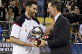 Rudy Fernández, entre los elegidos del quinteto ideal de la Copa del Rey