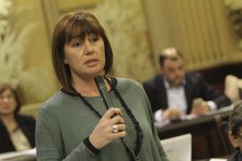 Armengol: «El esperpento de la comparecencia de Matas demuestra la degradación del PP de Bauzá»