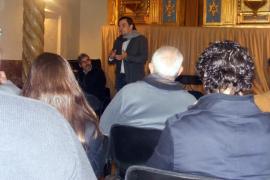 Miralles afirma que la participación ciudadana es necesaria para planificar el futuro