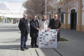 «El ferrocarril abrió la vía del progreso y el desarrollo hace 140 años en Mallorca»