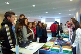 El IES Manacor disfruta de la ciencia con Experimenta 2015