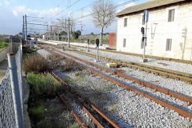 SFM estudia recurrir a la UE para electrificar la línea del tren hasta Manacor y sa Pobla