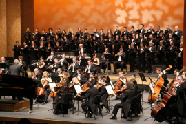 La orquesta sinfónica de  Balears vuelve a Eivissa