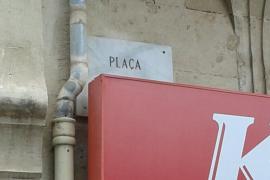 Plaça, ¿de qué?