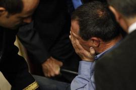 Baldoví se desvanece cuando intervenía en el debate del estado de la nación