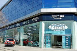 The Garage, el nuevo espacio temporal creado por Autovidal