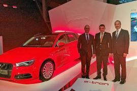 Audi eligió Mallorca para el A3 e-tron