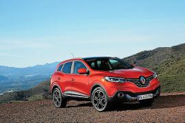 Renault desvela el Kadjar, el hermano mayor del Captur