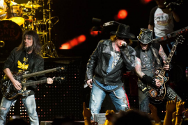 Appetite for Illusion rinden tributo a Guns'n'Roses