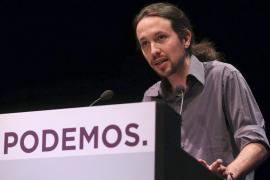 Pablo Iglesias reta a Rajoy a debatir cara a cara en televisión
