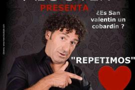 Carlitos Alcover se pregunta, '¿es San Valetín un cobardín?'
