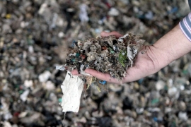Llega a Mallorca el primer cargamento de residuos para incinerar desde Italia