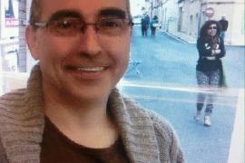 Isidre Mateu, candidato de Esquerra Republicana en Santa Maria