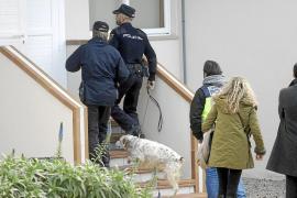 Registran la finca de Llucmajor del empresario detenido en busca de dinero y pruebas