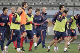 España, en cuartos (1-0)