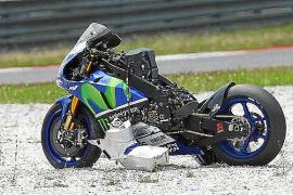 Accidente Jorge Lorenzo