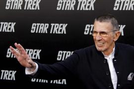 Muere Leonard Nimoy, el actor que dio vida a Spock en 'Star Trek'