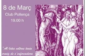 'La dona en el cançoner popular de Mallorca', discurso de Caterina Valriu
