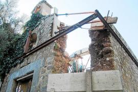 Las obras del oratorio de Castelló avanzan poco a poco debido al control arqueológico