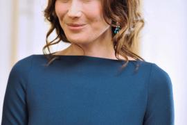 Carla Bruni, directora de museo con Woody Allen