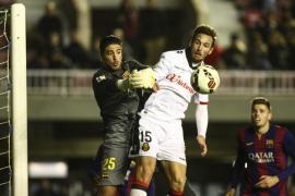 El Mallorca continúa su racha con una victoria en Barcelona