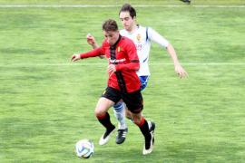 El filial logra imponerse al Zaragoza B
