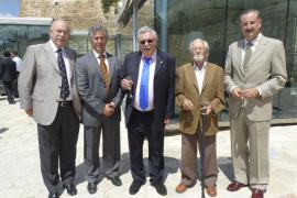 Entrega de la Medalla de Oro a Pere A. Serra