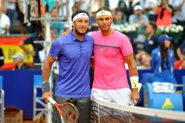 Rafael Nadal, muy satisfecho: «Ganar este torneo es un objetivo cumplido»