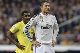 El Madrid cede dos puntos ante el Villarreal en su primer empate liguero